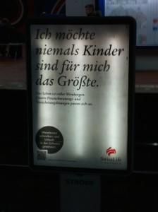 Swiss Life Wendesatzkampagne