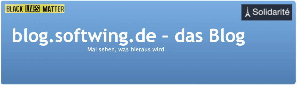 blog.softwing.de – das Blog