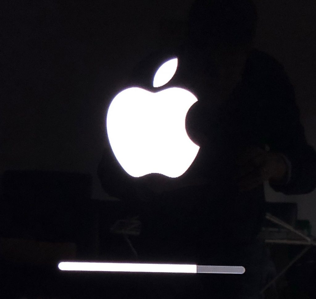 Apple Startlogo