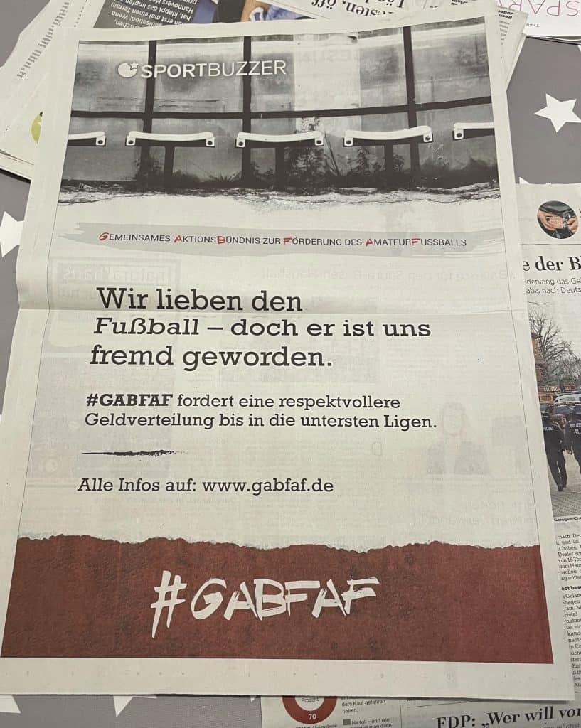 Anzeige GABFAF