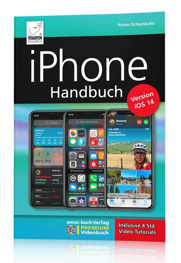 iPhone-Buchcover