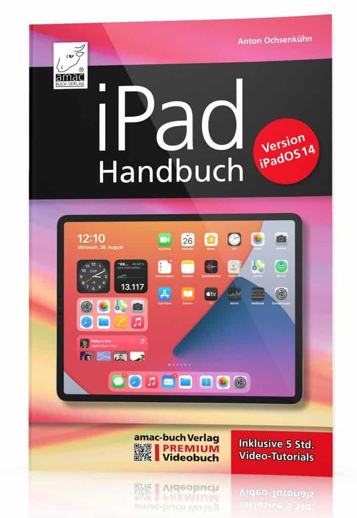 iPad-Buchcover