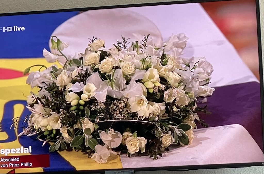 funerl service of Prince Philip