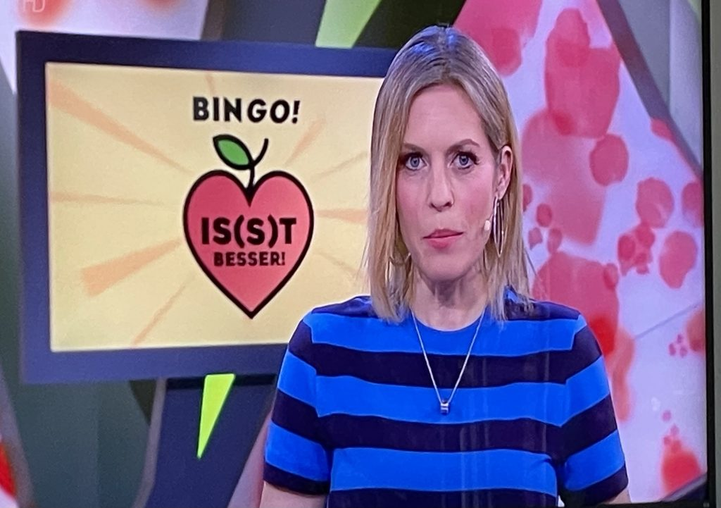 Bingo-Moderatorin