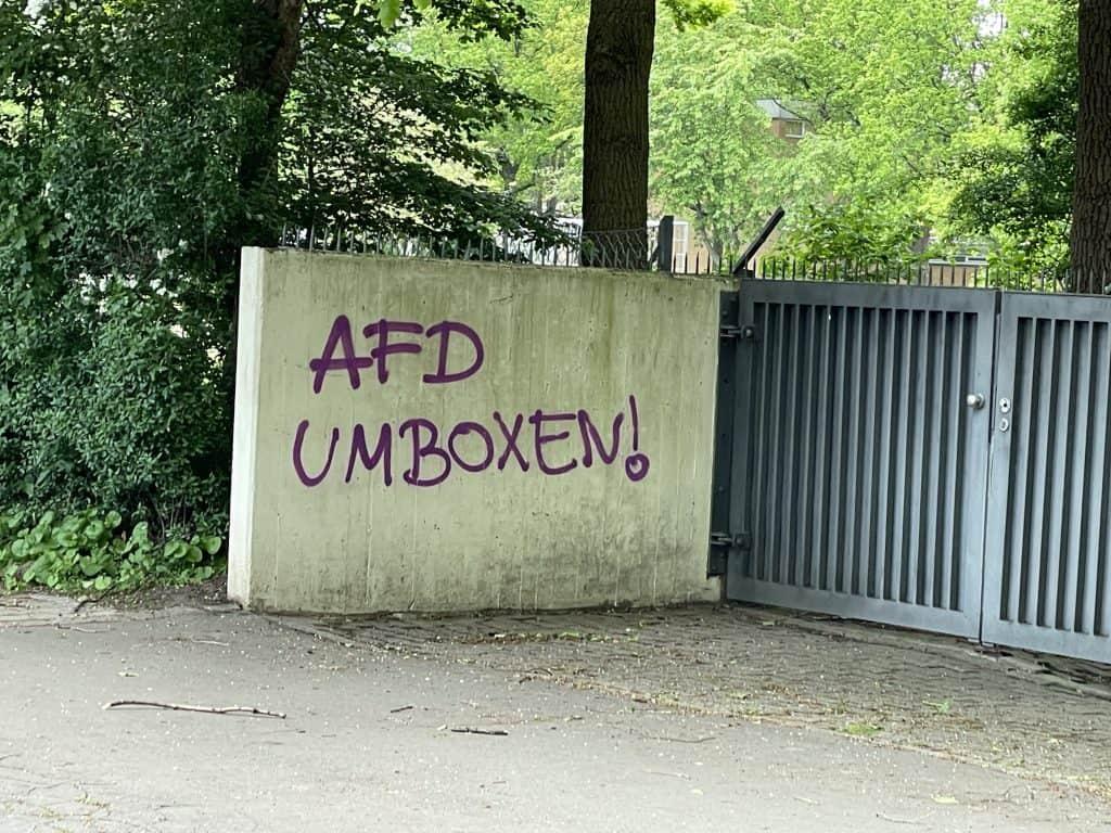 Anti-AFD-Spraying