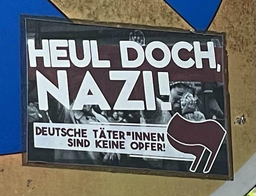 Antifa-Spruch