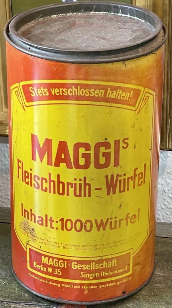 Maggidosr mit 1000 Würfeln