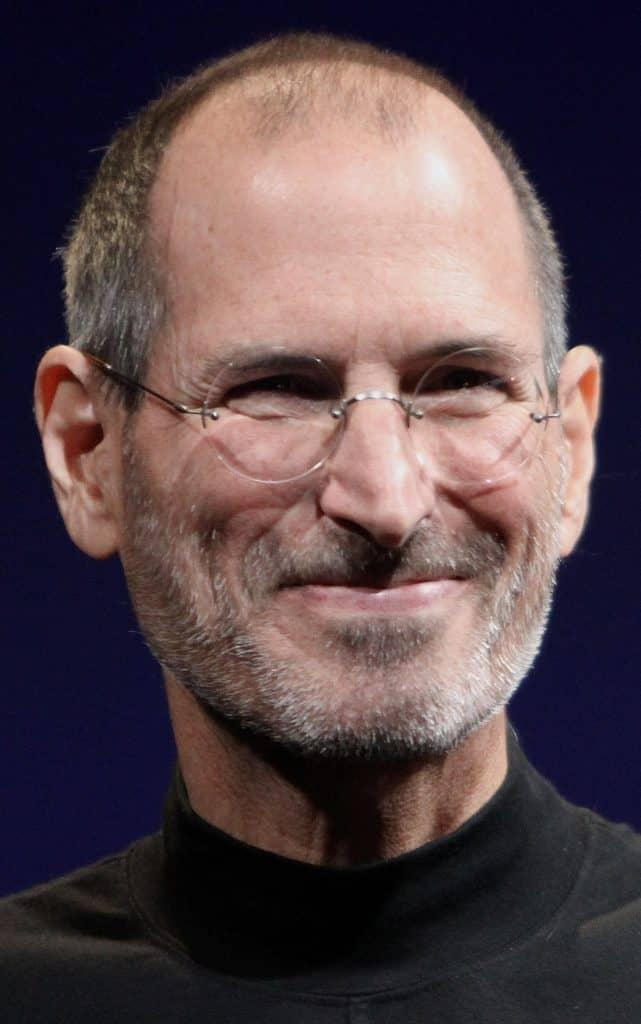 Steve Jobs bei der WWDC (2010)