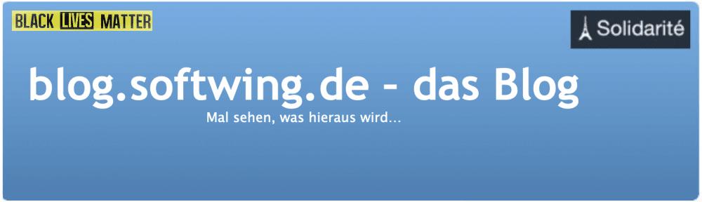 blog.softwing.de – das Blog