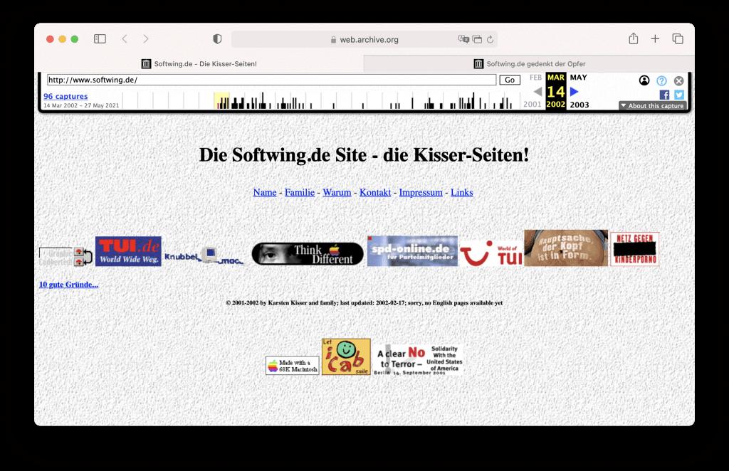 softwing.de nach 9/11