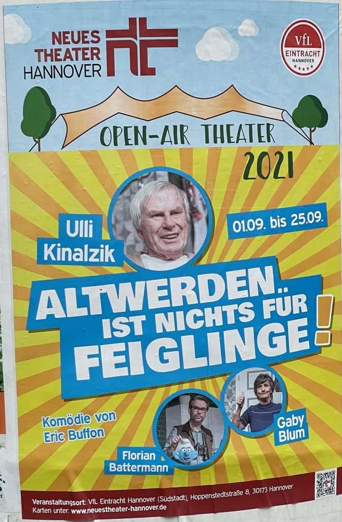 Neue Theater: Alt werden ist nix für Feiglinge