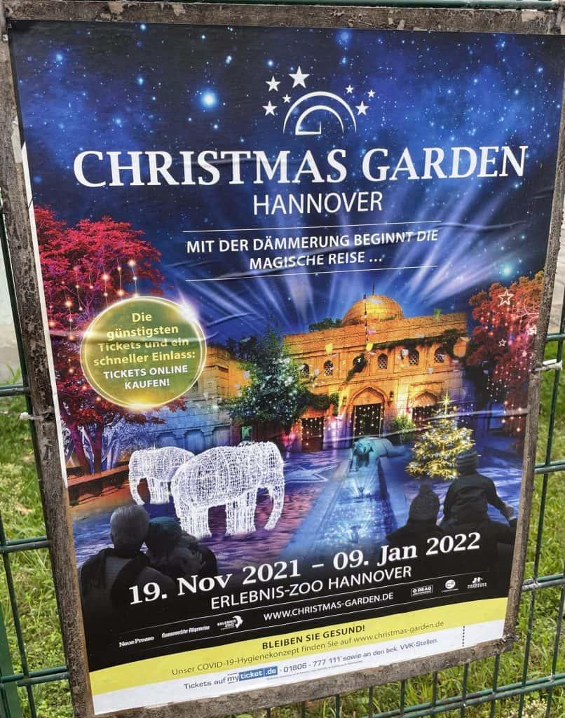Christmas Garden Hannover