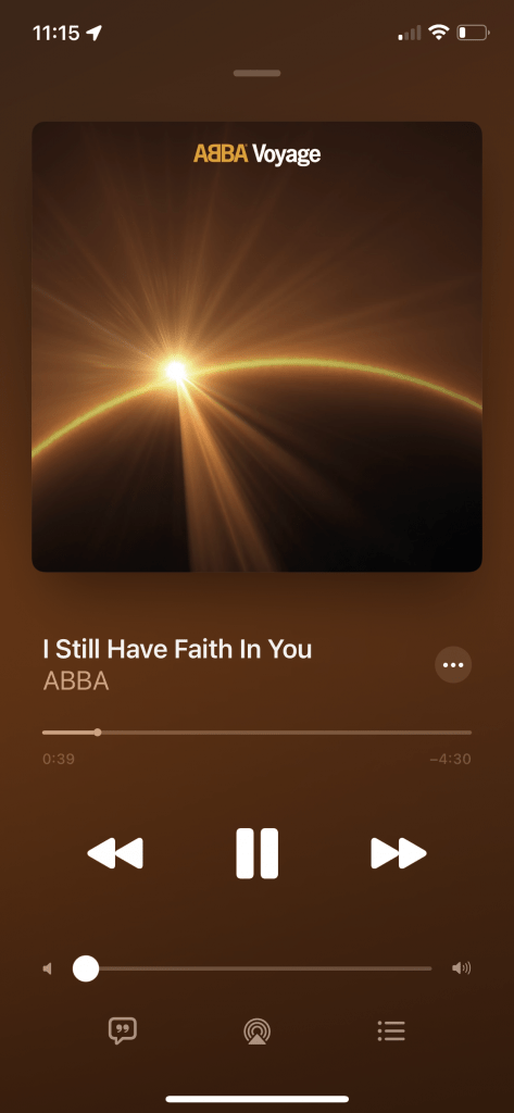 ABBA Album Voyage